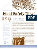 Food Safety Now