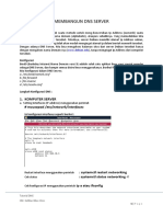 Modul - DNS Jessie 1 Alamat IP Update
