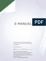 Samsung QLED 4K 2019 189cm 75 Q60R IA_E Manual