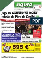 Já Agora, o jornal gratuito da Covilhã e Fundão, nº 85