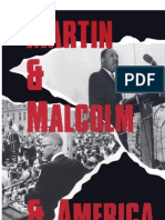 [James H. Cone] Martin Luther King Malcolm X