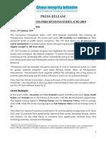 Final Cpi 2019 Press Release