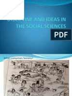 1. DISCIPLINE AND IDEAS IN THE SOCIAL SCIENCES