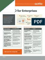 Actifio GO Enterprise Data Sheet (1)
