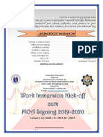 WORK-IMMERSION COVER