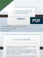Toma Marian Vladut proiect CCCA firewall