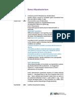 Mycobacterium-Lecture-notes