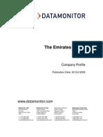 Data Monitor Emirates Group