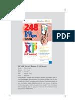 248 Trik & Tips Baru Windows XP (All Version)