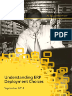 Epicor ERP choices