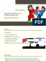 Conflictul Arabo-israelian