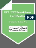 4 EFT TFT Practitioner Workbook Section Four