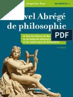 Nouvel Abrégé de Philosophie