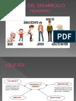 DESARROLLO HUMANO PRE NATAL INFANCIA Y NIÑEZ-1