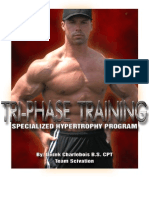 Tri Phase Training