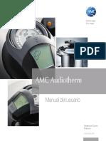 Manual de usuario AMC Audiotherm