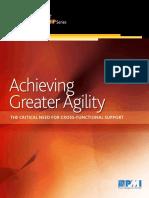 achieve agility