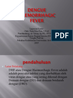 Dengue HaemoRrhagic Fever revisi