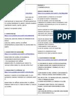 CANCIONES CULTO DE ADORACION 21.11.19