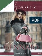Lady Venezia - Catalogo 2020