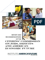 Citizens Commission Report Final