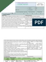 PCA 1º BACHILLERATO Biología 2018-2019