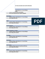 lista de útiles 4° básico 2020