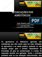 MÓDULO 02 - Intoxicação por Agrotóxicos
