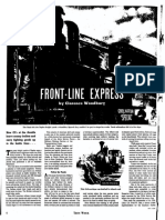 Frontline Express Article