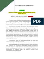 Informativo STF nº 953 (23 a 27 de setembro de 2019)