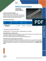 RIEL F-STRUT LISO (F1000F3300) LAC