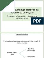 Aula 7 - Sistemas coletivos de tratamento de esgoto - tratamento secundário.pdf