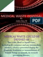 Medical Waste Disposal Final