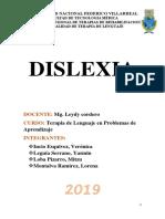 DISLEXIA CORREGIDO