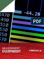 Measurement Catalogue
