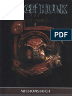 Space Hulk 3rd Edition Missionsbuch Deutsch (OCR)