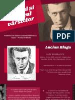 Lucian Blaga - hroicul si cantecul varstelor