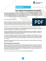Coronavirus Alerta Epidemiologica Argentina 20200123