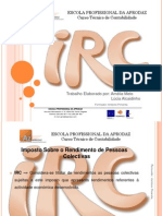 Trabalho Grupo IRC PDF