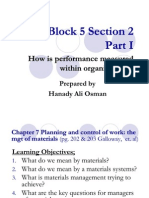 Block 5 Section 2 Part I -Up Dated