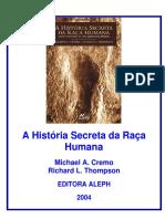 História_Secreta_da_Raça_HUmana