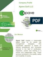 Company Profile Apave Gulf