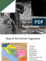 Yugoslavia Conflict