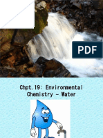 Environmental Chemistry - causes of hardness in water.ppt
