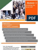 Module 3. Unfolding the Social Self_Edited