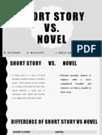 Short Story vs Novel