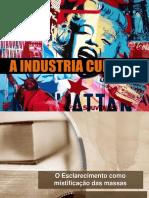 aula A Indústria Cultural