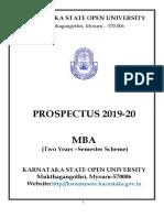 MBA_Prospectus - 2019-20_(July cycle)