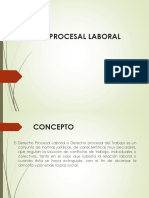 LEY PROCESAL DE TRABAJO N°26636 PARTE UNO