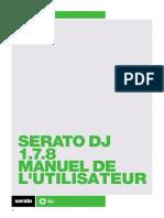 Serato Dj 1 7 8 Software Manual French 473780